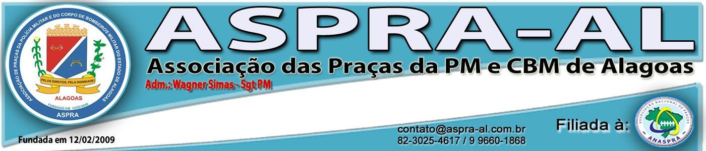 ASPRA/AL – Associação das Praças da PM e CBM de Alagoas